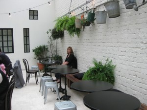 hotel-Nest Garden room