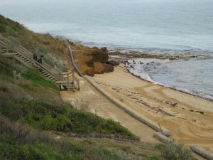 steps-to-Sandringham-Beach