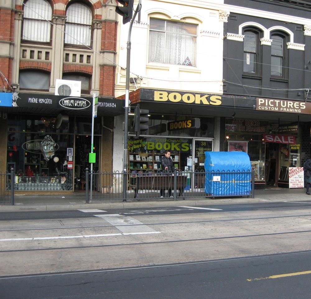 sybers-books-chapel-street
