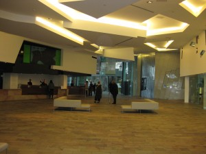atrium-ian-poter-center, Federation Square