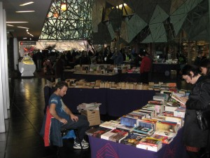 book-market Federation Square