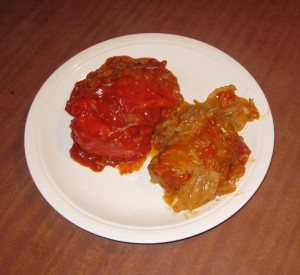 Cabbage-roll-+-stuffed-pepper