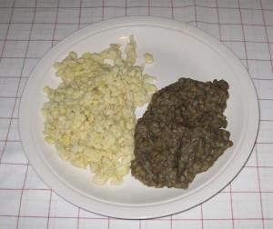 lentils-+-Hungarian-gnocchi