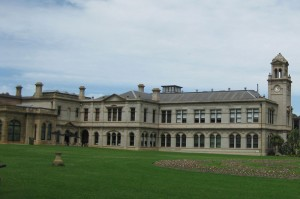 Werribee-Mansion