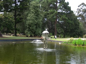 The St Kilda Botanical Gardens