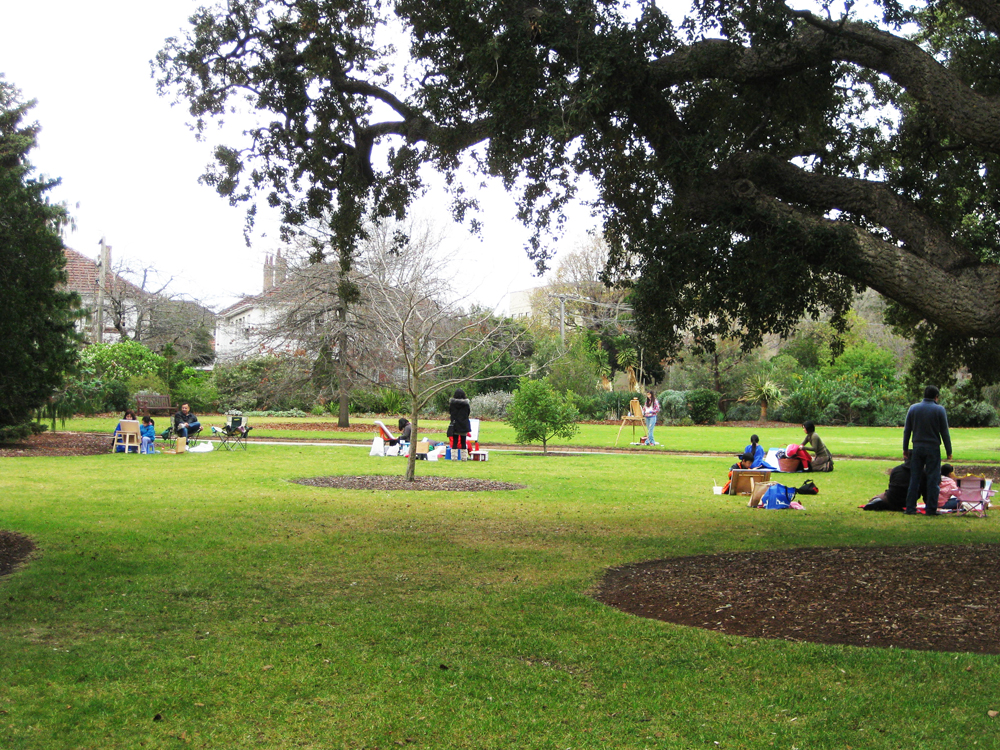 The Botanical Gardens St Kilda Celebrates 151 Years