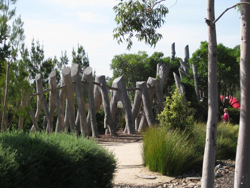 Cranbourne – Royal Botanical Gardens – unique Australian