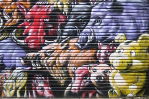 Street Art – Chapel Street – Windsor – Melbourne
