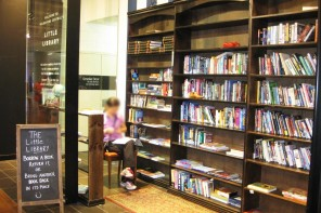 Melbourne Central and the Little Library – a community project.
