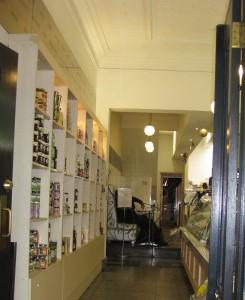 Cafe La Parisienne Pates