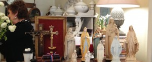 French religious icons