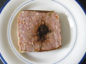 Rabbit and Prune Terrine