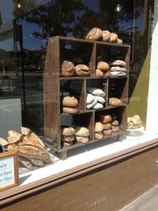 Bread at The Baker's Larder