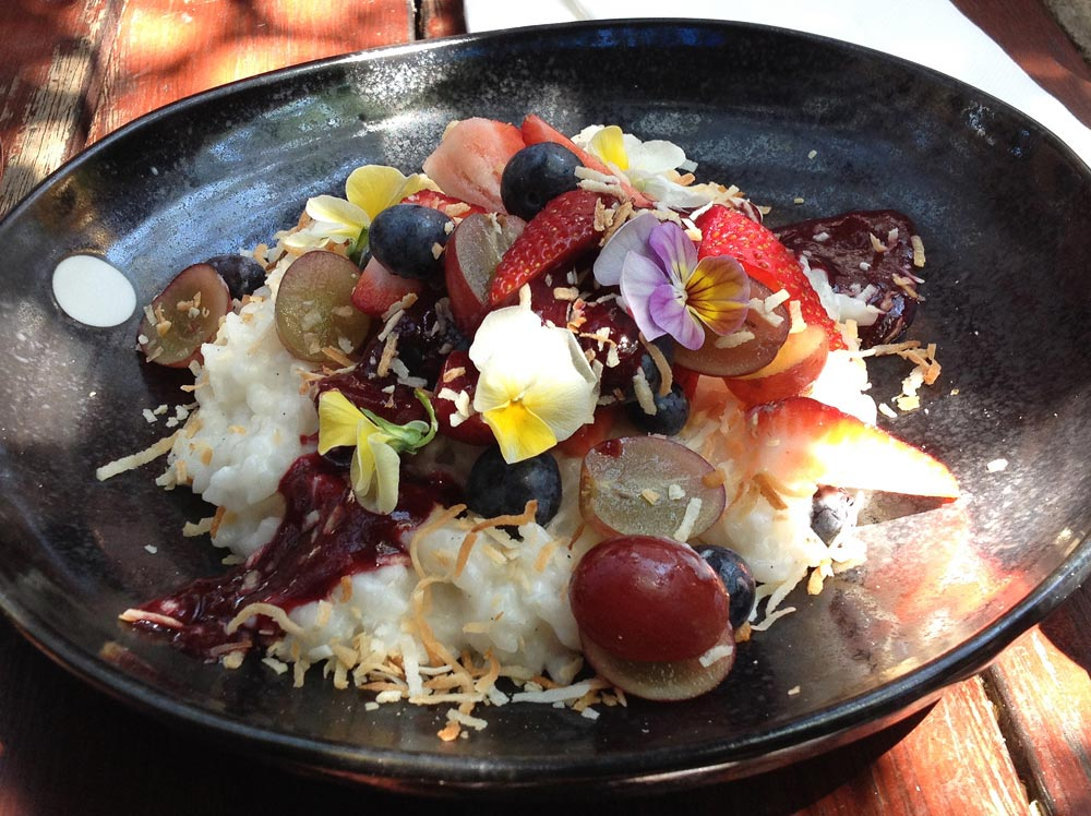A-rice-breakfast