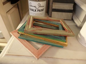 Picture frames given a new life