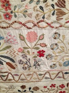 Quilt with Applique