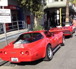 A Corvette