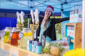 Ice Tea for Summer – Those Girls Beveridge Company is gearing up for the markets