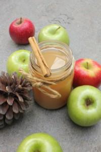 Australian apples for hot apple cider
