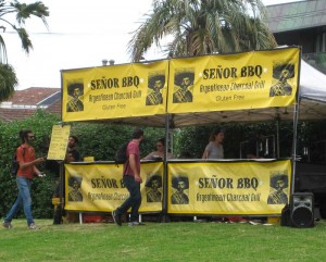 Senor BBQ An Argentinean Charcoal Grill