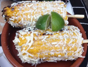 Roasted corn - amazing flavour