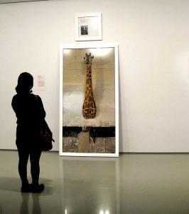 Sophie Calle's Giraffe