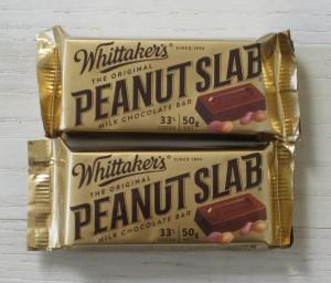 Whittaker's Peanut slab