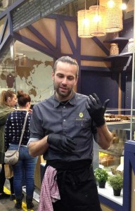 Charles Lemai from Atypic Chocolate talks about his passion